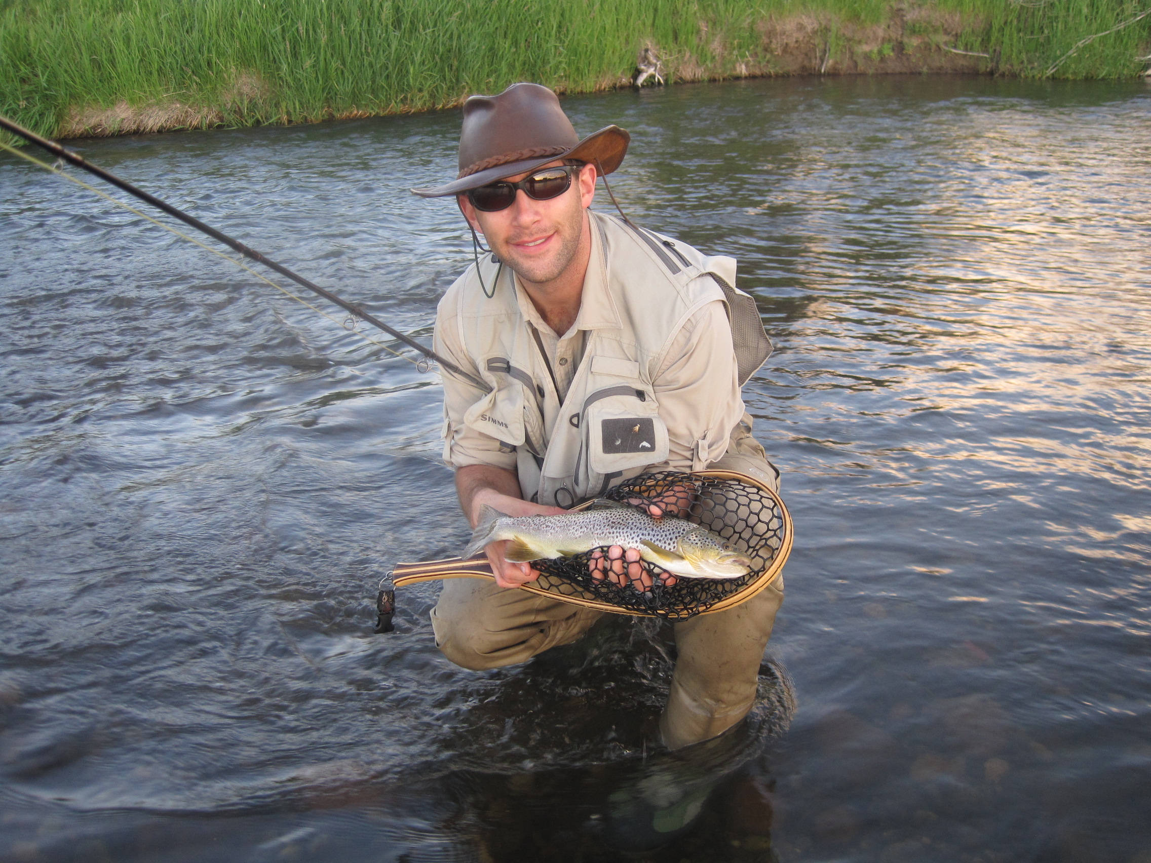 Fly fishing destinations ennis montana simpson fly for Fishing in montana