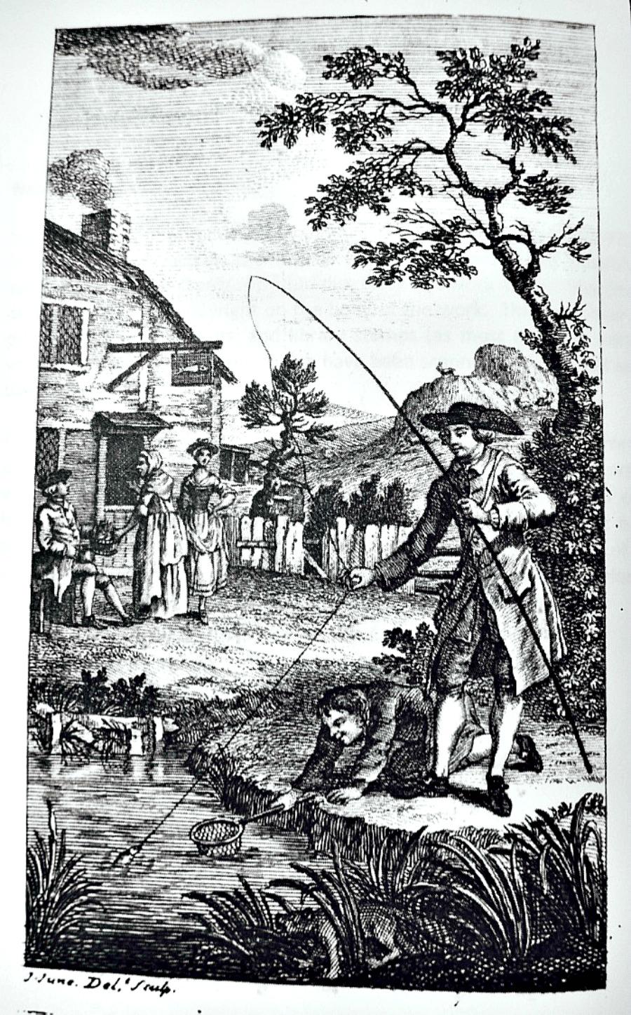 fly fishing tactics- how long thy rod