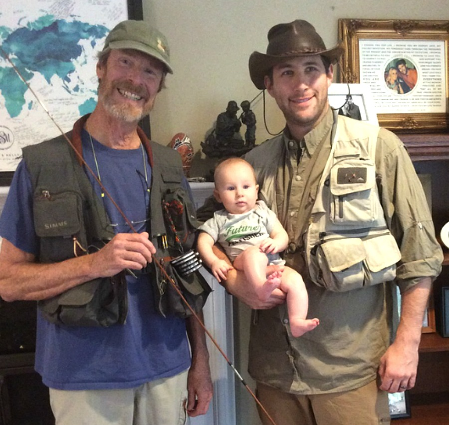 next generation of fly fishers
