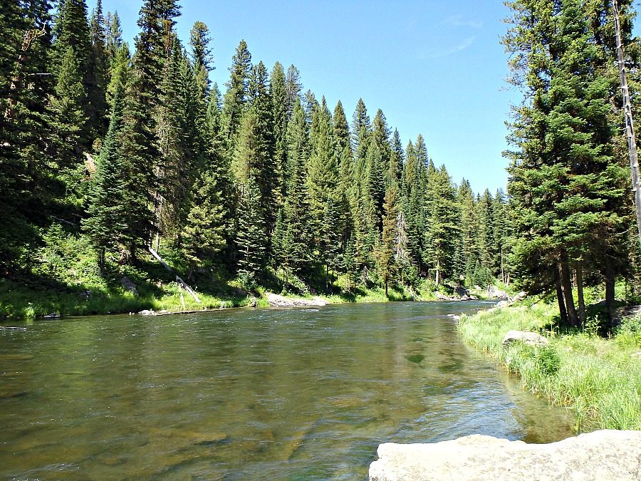 fly fishing Southeast Idaho