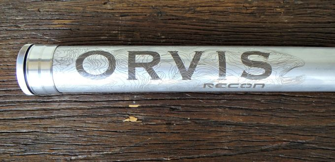 orvis recon rods