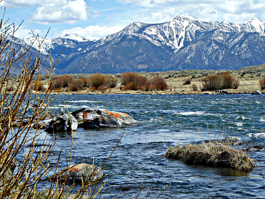 fly fishing Montana's shoulder season
