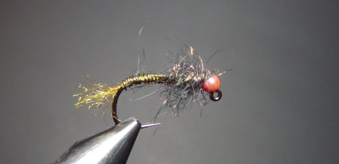 Tying the SB Beadhead Nymph