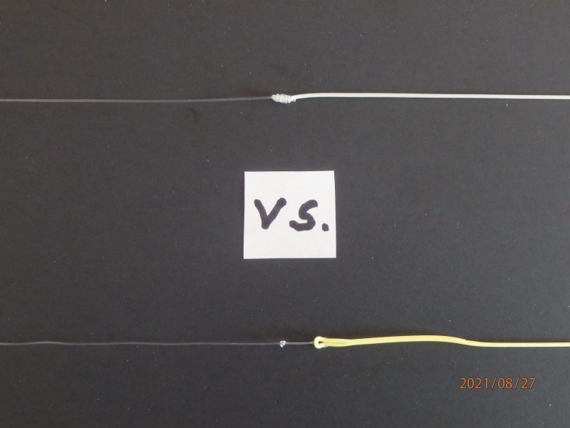 The Nail Knot vs. Loop-to-Loop