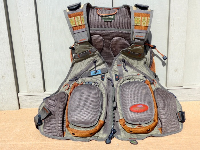 Fishpond Wasatch Tech Pack, front view