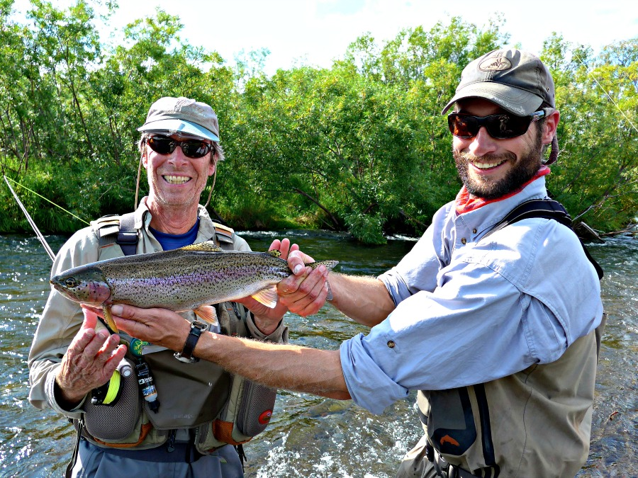 Professional's Corner- Interviews with Fly Fishing Guides