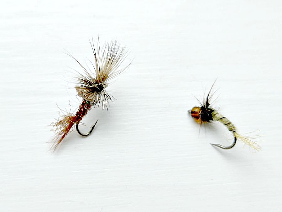 artificial flies