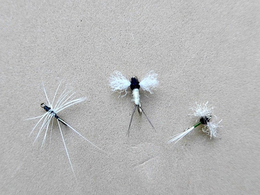 fly fishing tricos