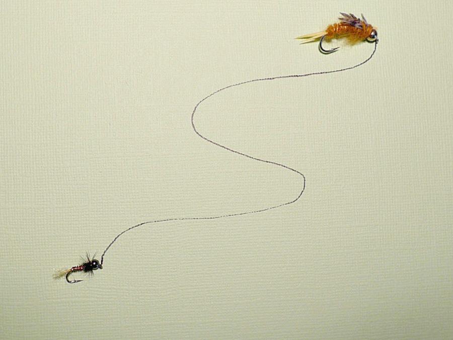 tandem flies