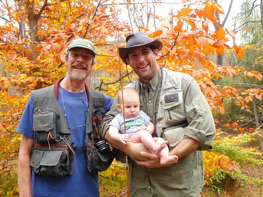 Passing the Torch to the Next Generation of Fly Fishers