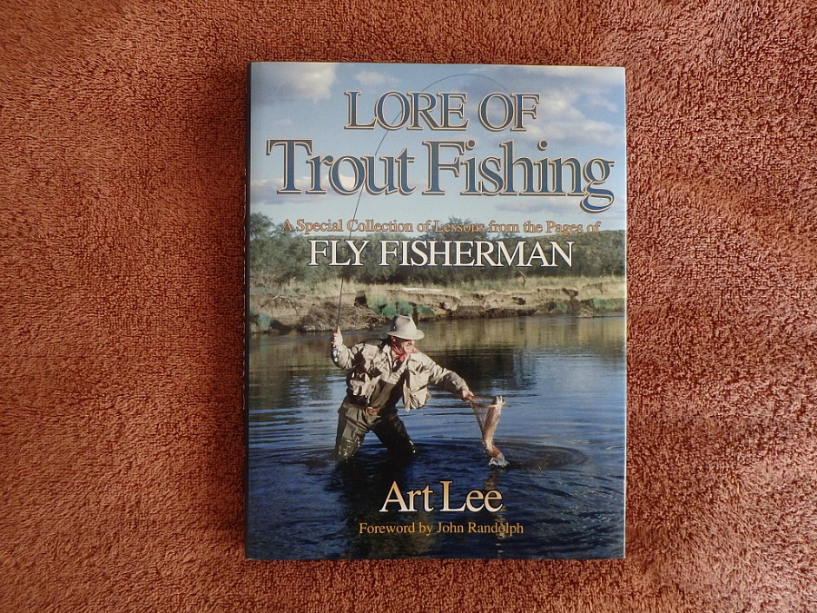 """Book Review- """"Lore of Trout Fishing"""", by Art Lee"""