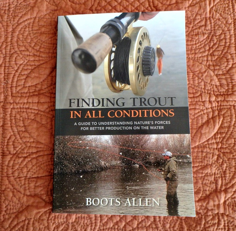 Book Review: Finding Trout in all Conditions