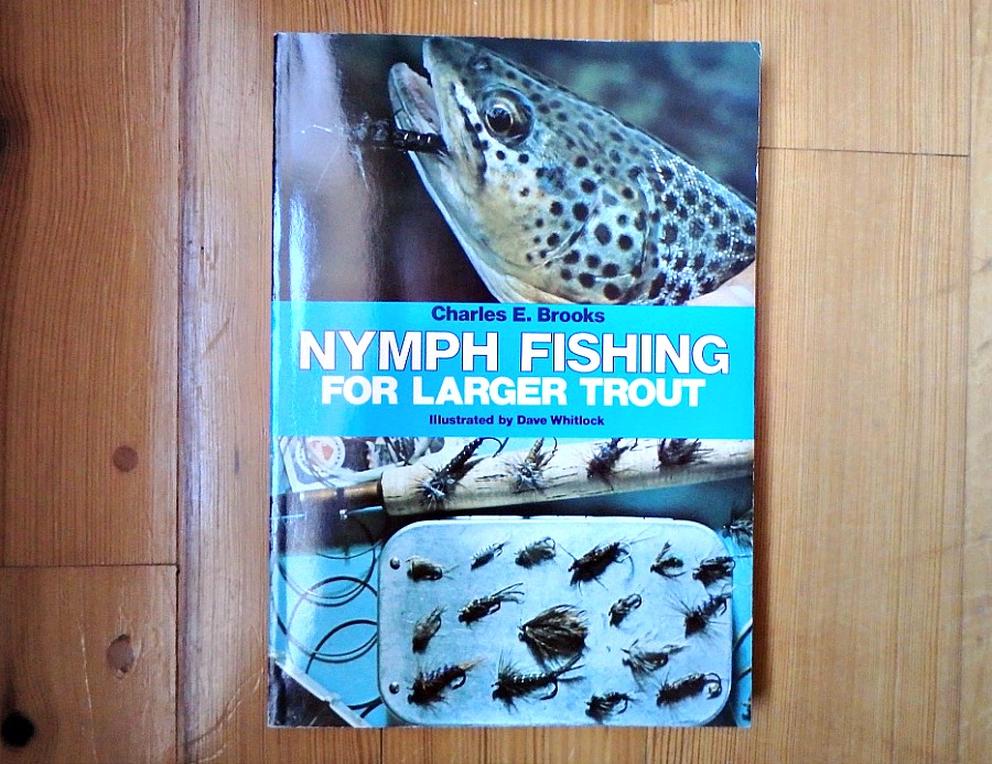 """""""Nymph Fishing for Larger Trout"""", a book review"""