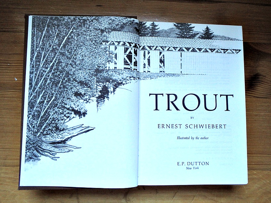 """""""Trout"""", a book review"""