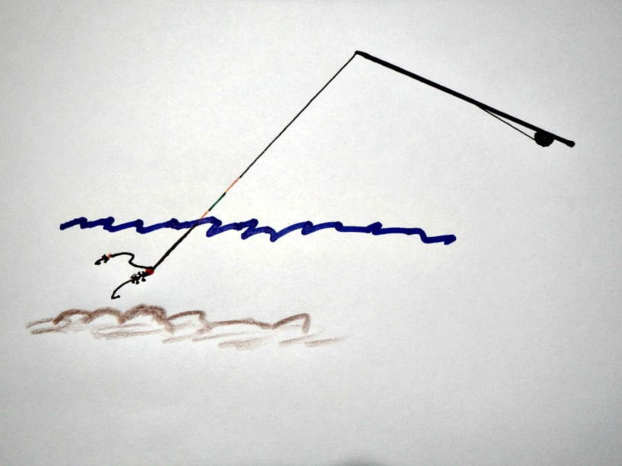Is Tightline Nymphing Spin-Casting Made Difficult?