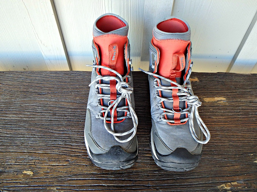 Product Review: Simms Intruder Boot