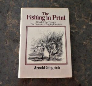 the fishing in print- a book review