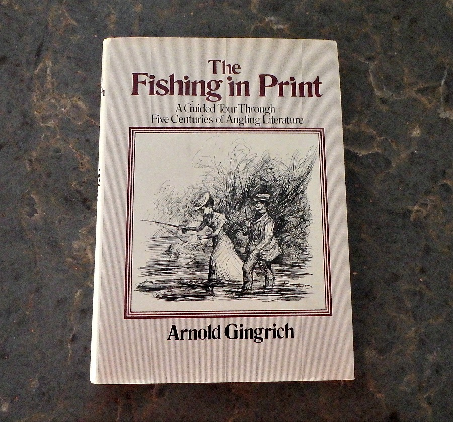 """""""The Fishing in Print"""", a Book Review"""