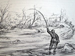 virtues of a ten foot fly rod