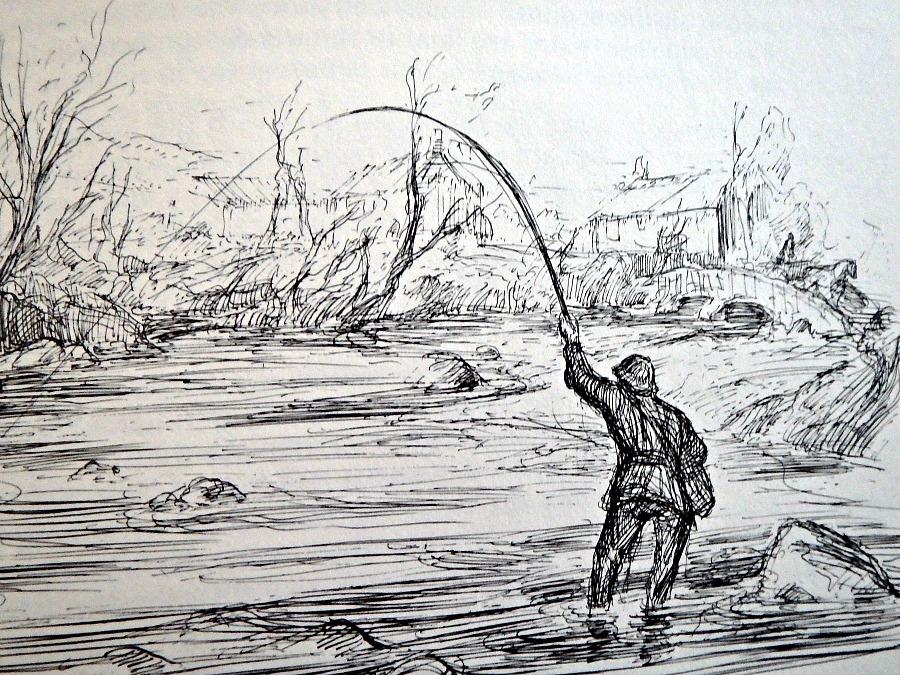 Virtues of a Ten Foot Fly Rod