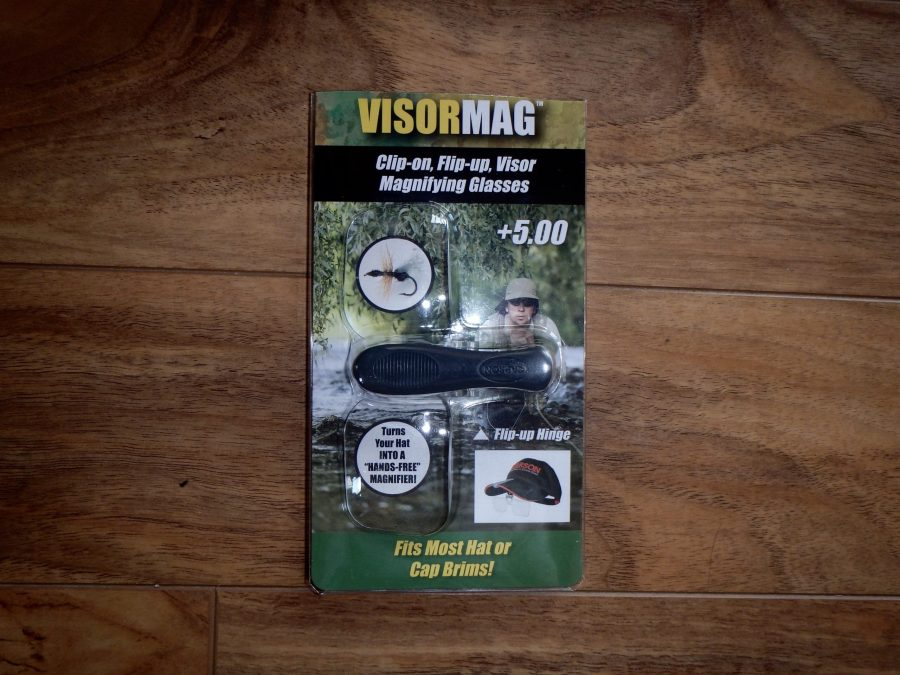 Magnifiers for Fly Fishers